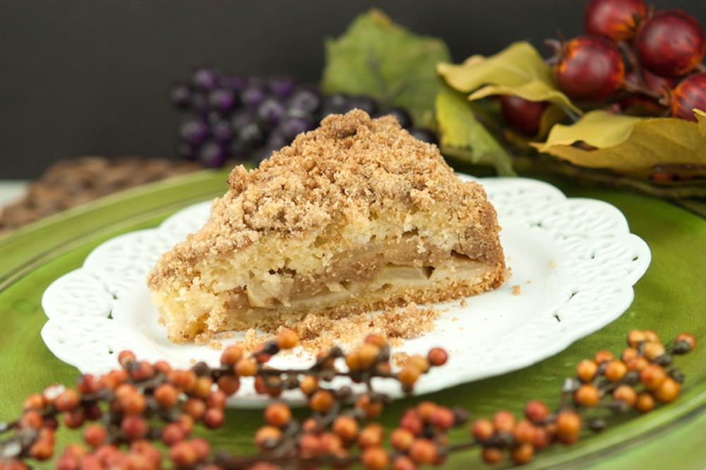 Apple Cinnamon Coffee Cake  Apple Cinnamon Coffee Cake – Afoo affair