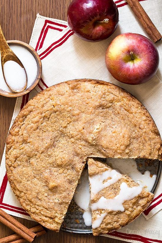 Apple Cinnamon Coffee Cake  Apple Cinnamon Coffee Cake