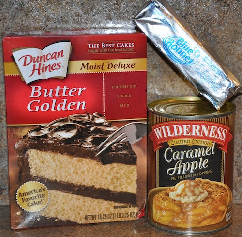 Apple Cobbler With Cake Mix  Simple Apple Cobbler Using a Cake Mix A Cowboy s Wife