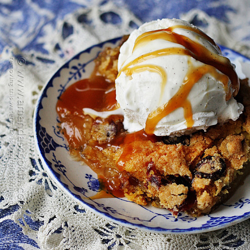 Apple Cobbler With Cake Mix  Lazy Day Cake Mix Apple Cobbler