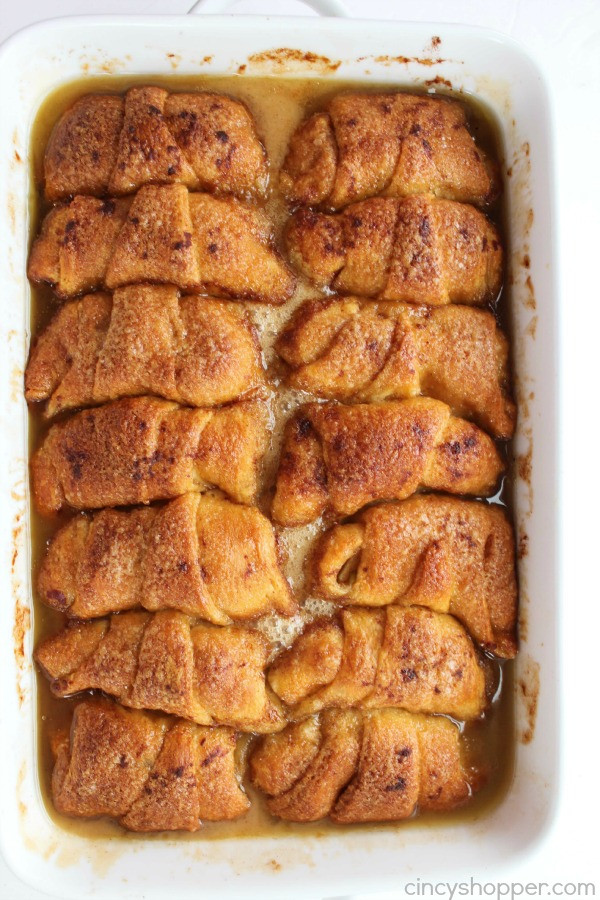 Apple Crescent Roll Dessert  Apple Dumplings CincyShopper