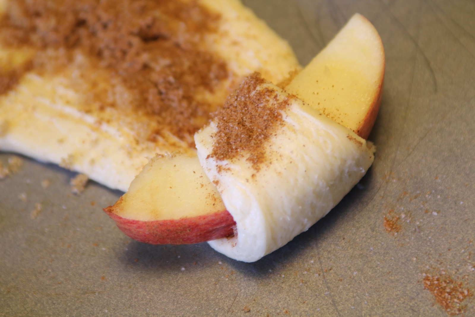 Apple Crescent Roll Dessert  301 Moved Permanently