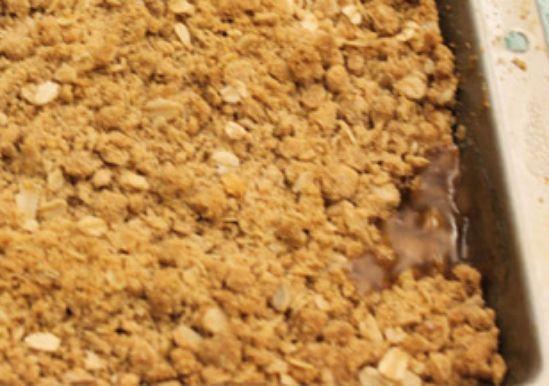 Apple Crisp With Pie Filling  Apple Crisp Recipe