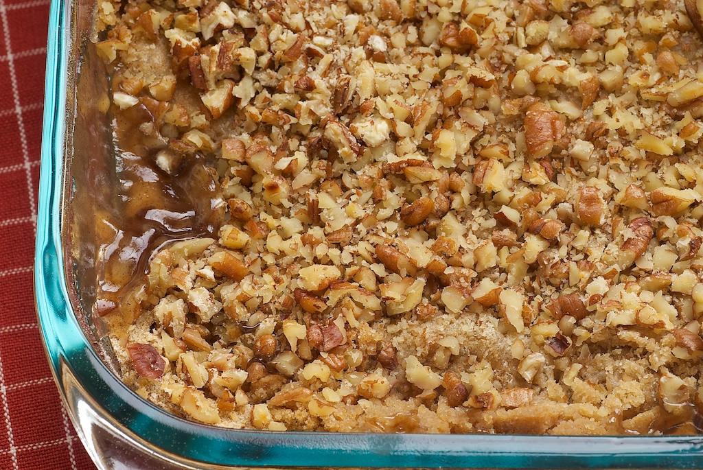 Apple Crisp With Pie Filling  apple pie filling apple crisp