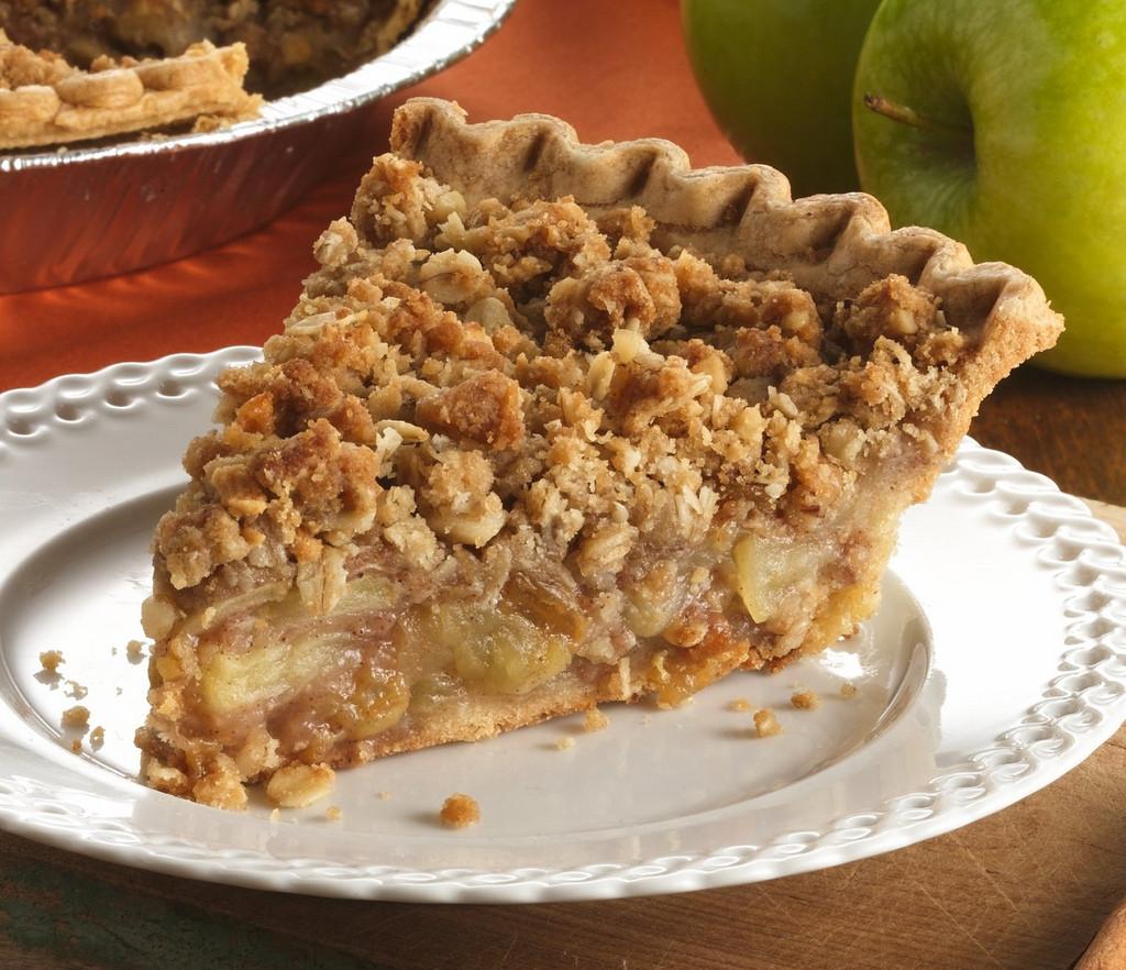 Apple Crisp With Pie Filling  Cinnamon Raisin Apple Crisp Pie Recipe
