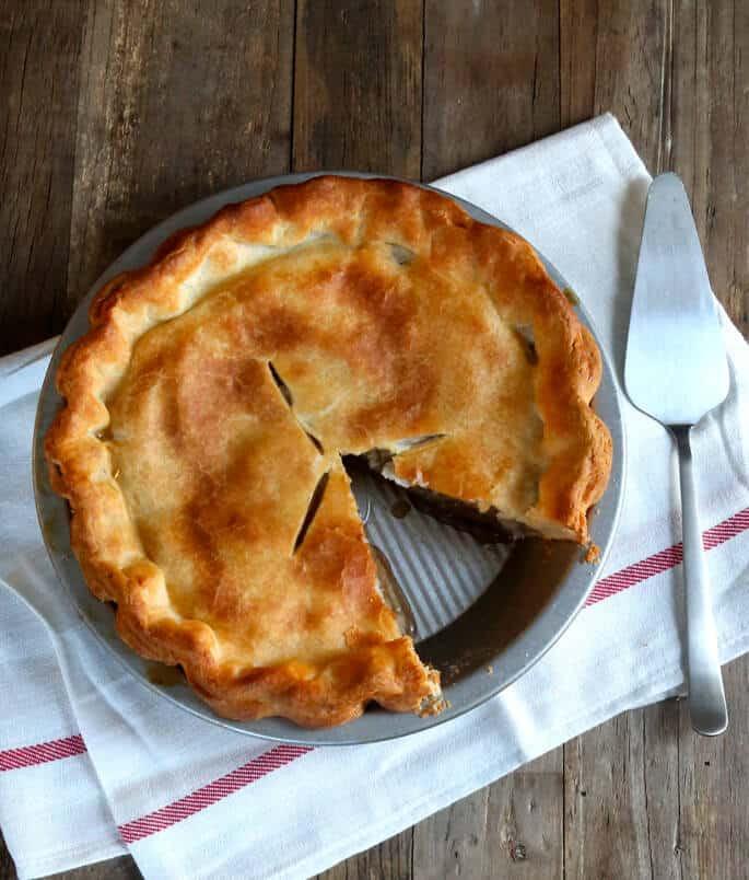 Apple Pie Bake Time  15 Amazing Gluten Free Apple Recipes ⋆ Great gluten free