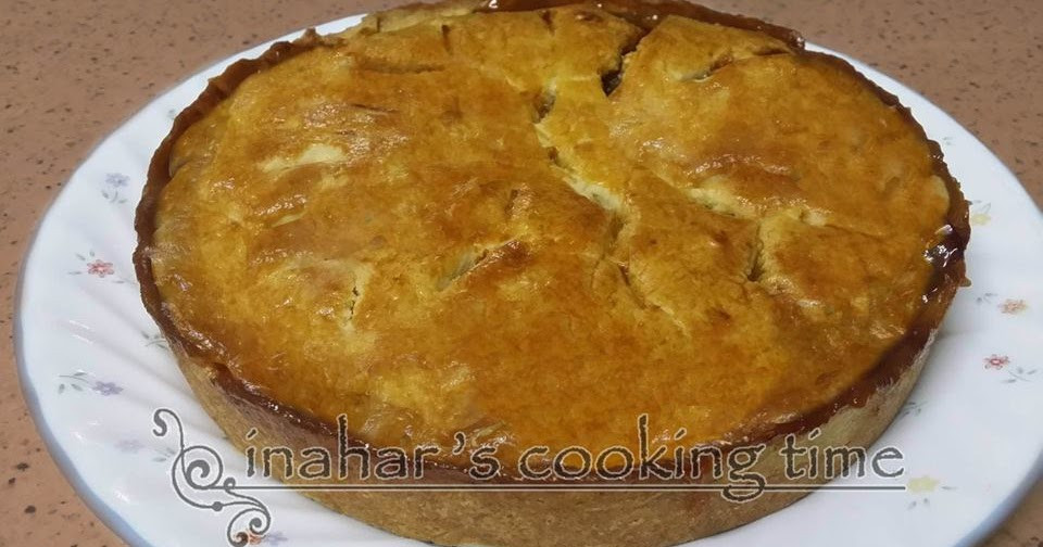 Apple Pie Bake Time  INAHAR S COOKING TIME APPLE PIE