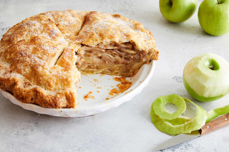 Apple Pie Bake Time  Deep Dish Apple Pie Recipe NYT Cooking