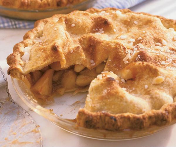 Apple Pie Bake Time  Apple Cider Pie Recipe FineCooking