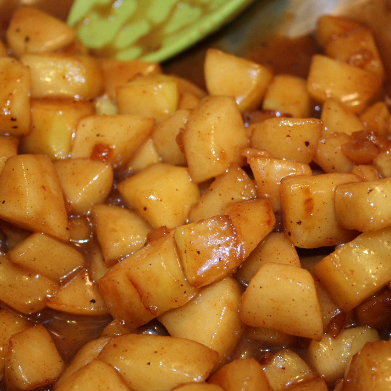 """Apple Pie Filling  Always leave room for dessert Julia s Spiced """"is there"""