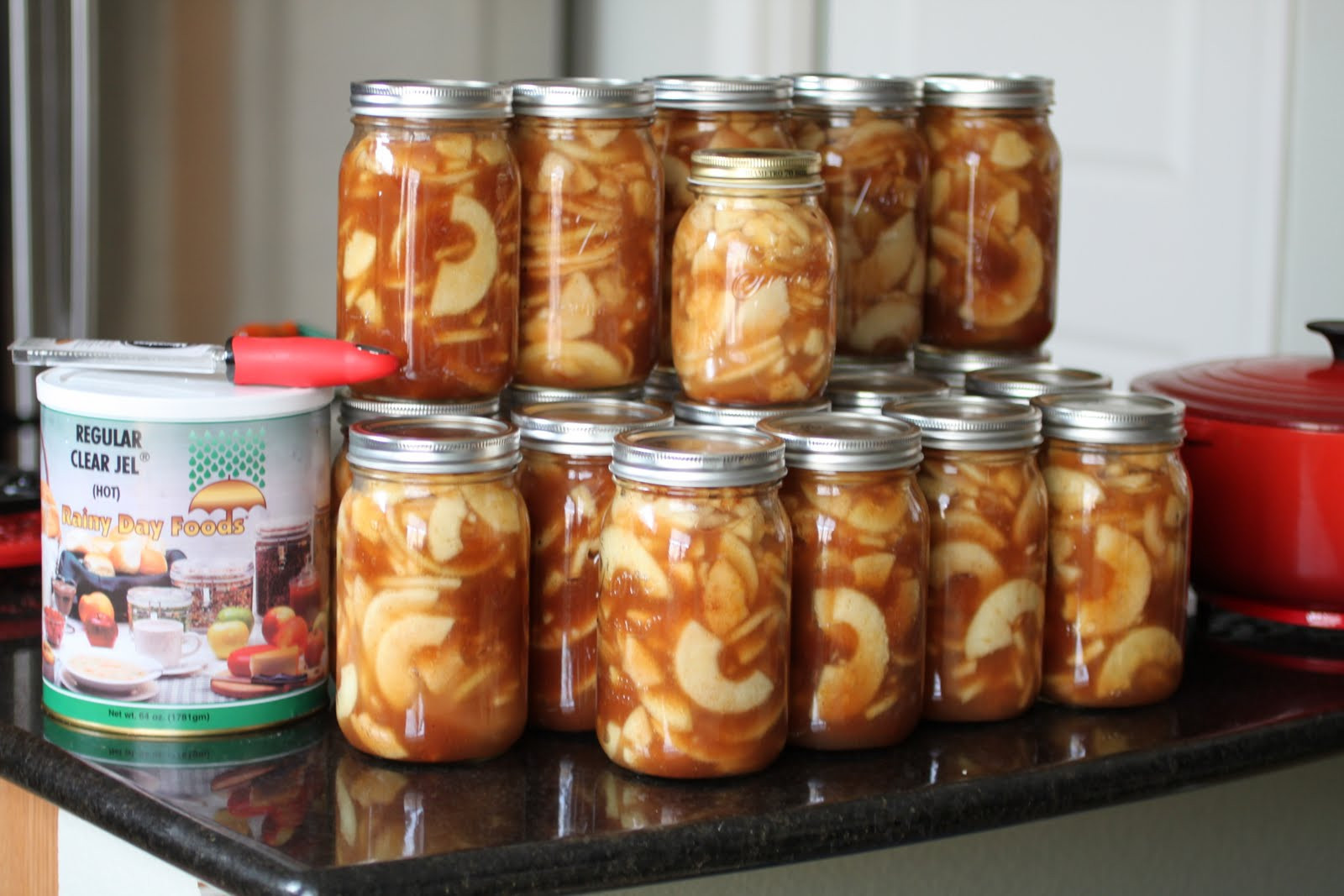 Apple Pie Filling Canned  Apple Pie Filling Recipe Easy Canning