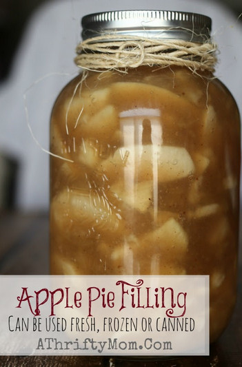 Apple Pie Filling Canned  Apple Pie Filling Recipe Can be used Fresh Frozen or Canned