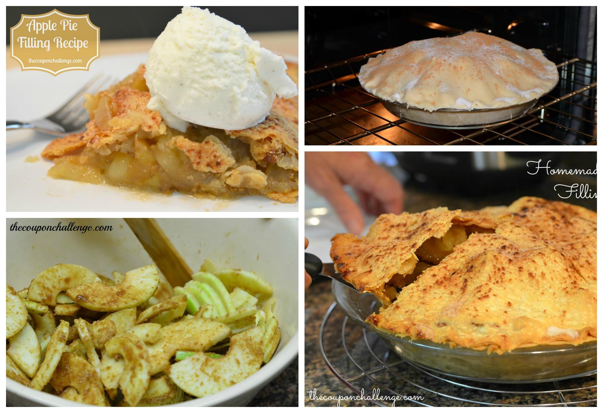 Apple Pie Filling Recipe  Apple Pie Filling Recipe
