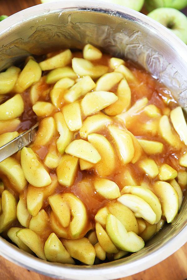 Apple Pie Filling Recipe  Homemade Apple Pie Filling Recipe Skip to my Lou