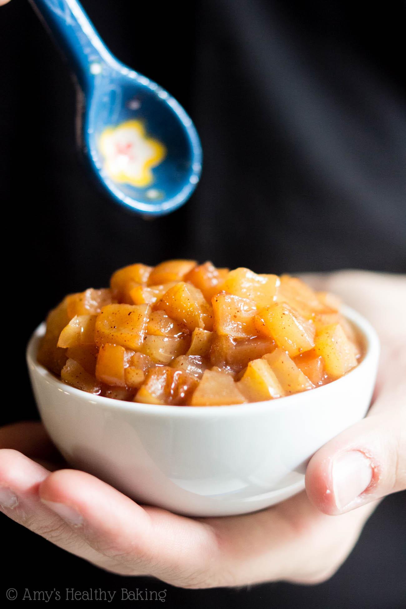 Apple Pie Filling  Slow Cooker Apple Pie Filling