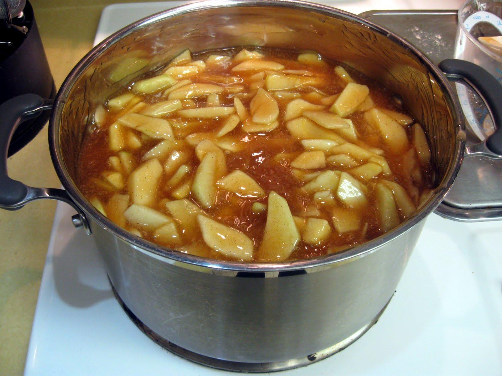 Apple Pie Filling  Taste and See God s Goodness Homemade Apple Pie Filling