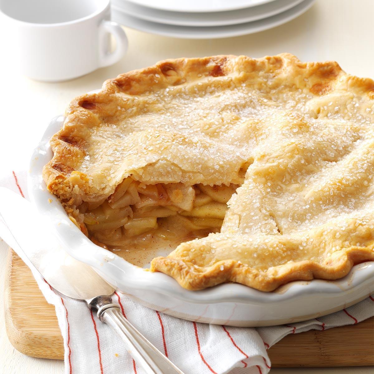 Apple Pie Ingredients  Apple Pie Recipe