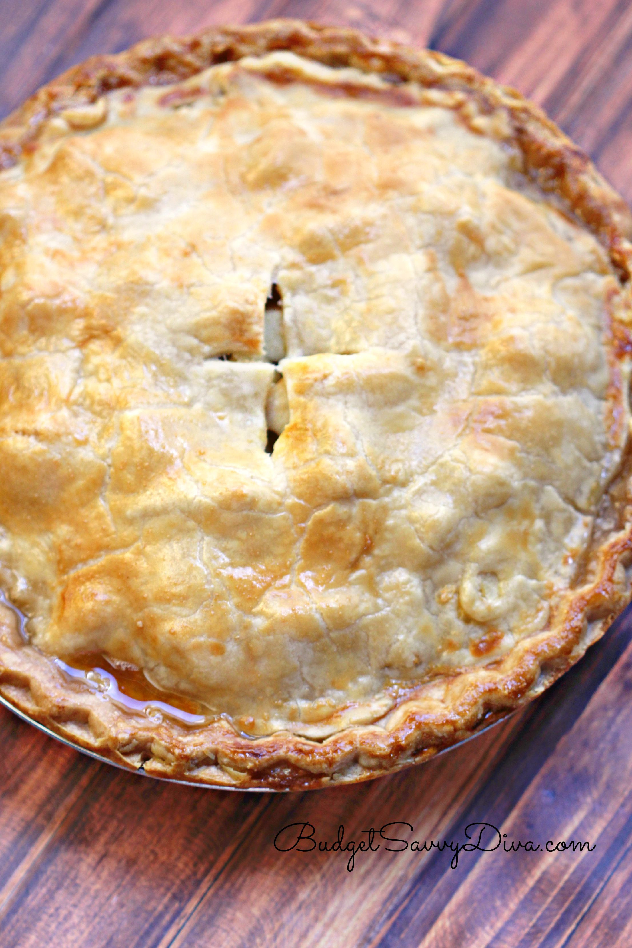 Apple Pie Ingredients  Apple Pie Recipe LoveAmericanHome