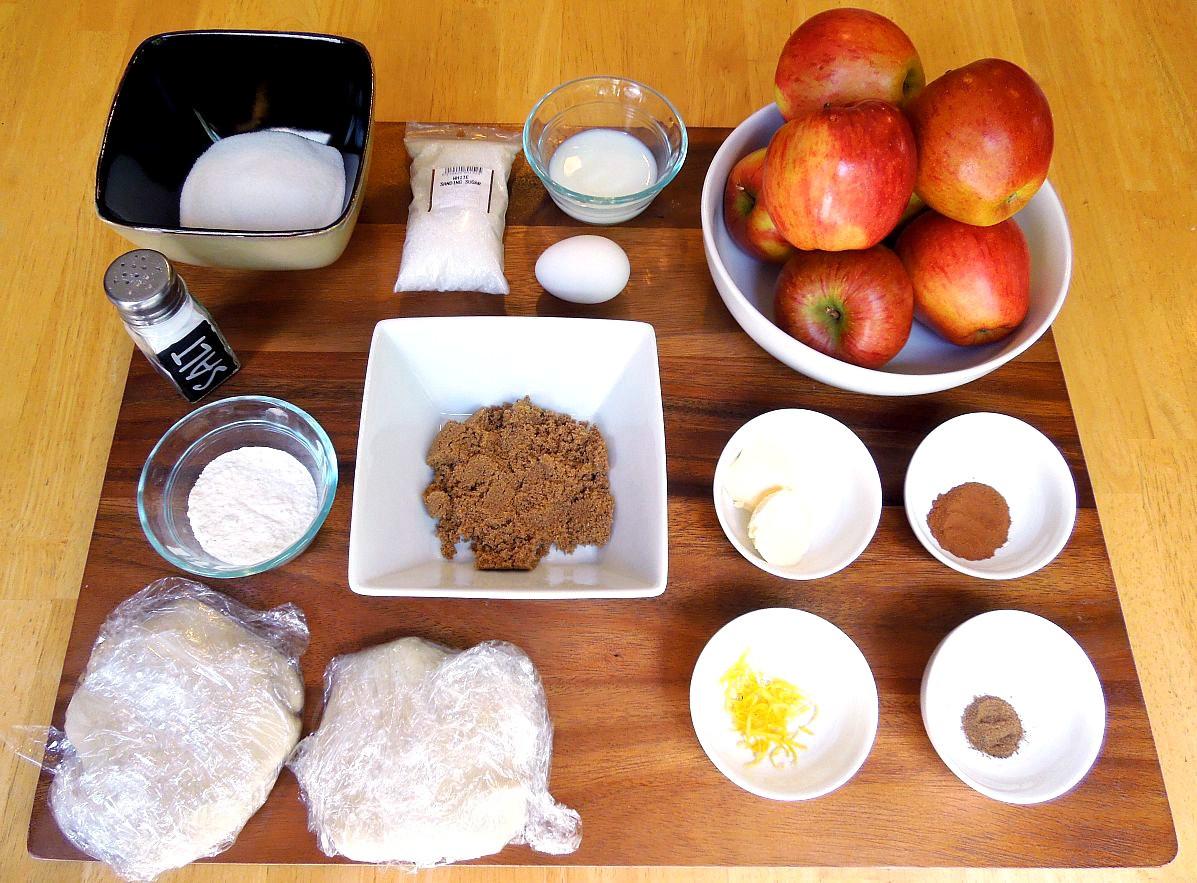 Apple Pie Ingredients  How To Make Apple Pie Genius Kitchen