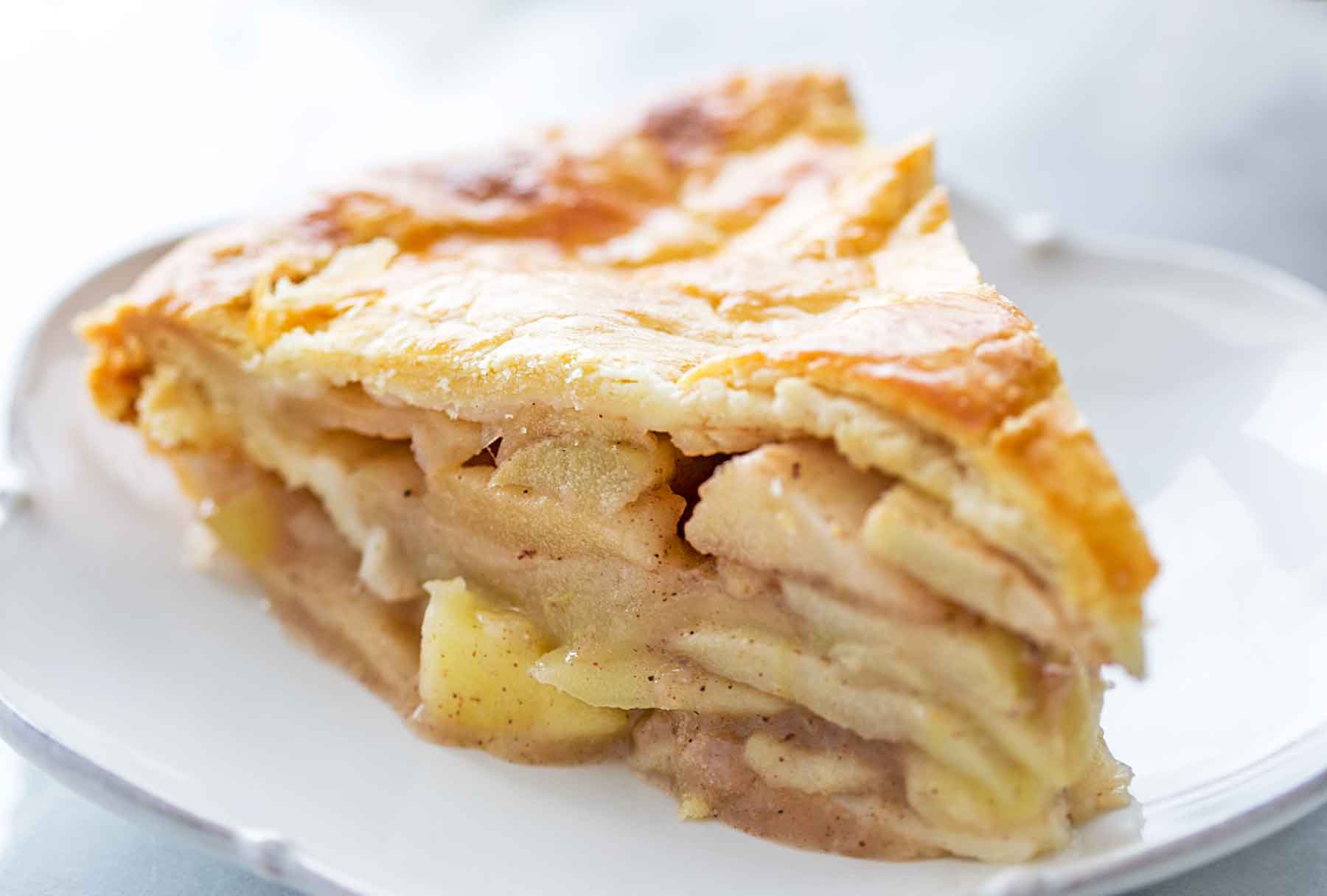 Apple Pie Ingredients  Apple Pie with video