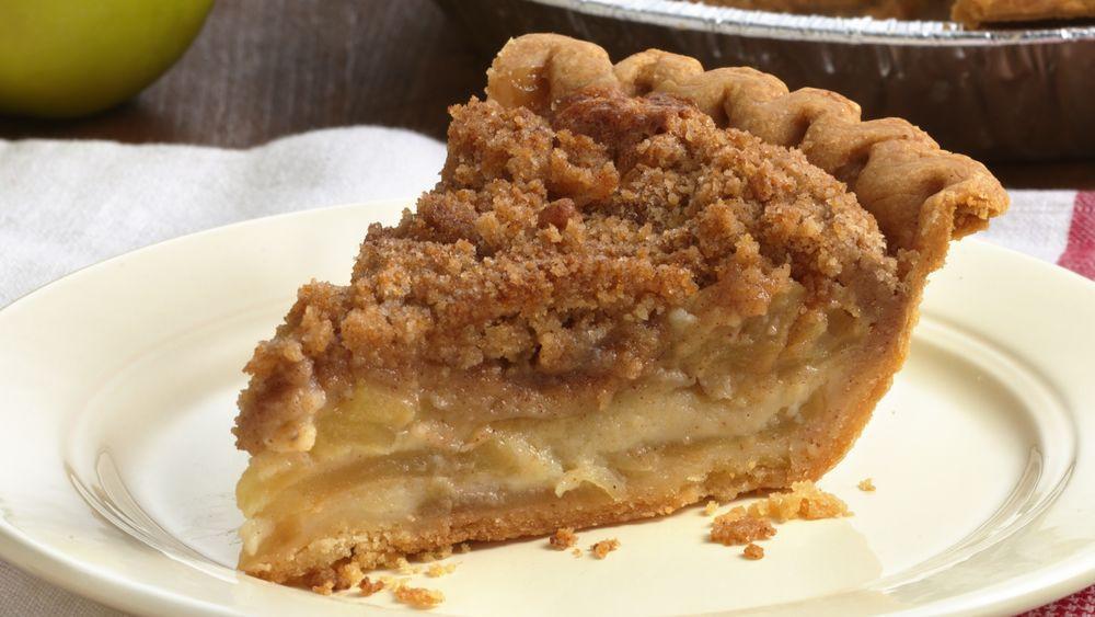 Apple Pie Ingredients  Brown Butter Creamy Apple Pie recipe from Pillsbury