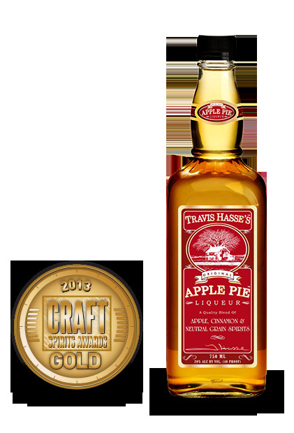 Apple Pie Liquor  2013 Craft Spirits Awards