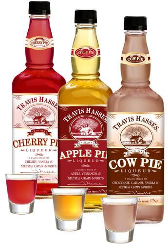 Apple Pie Liquor  travis hasse s apple pie liqueur recipe
