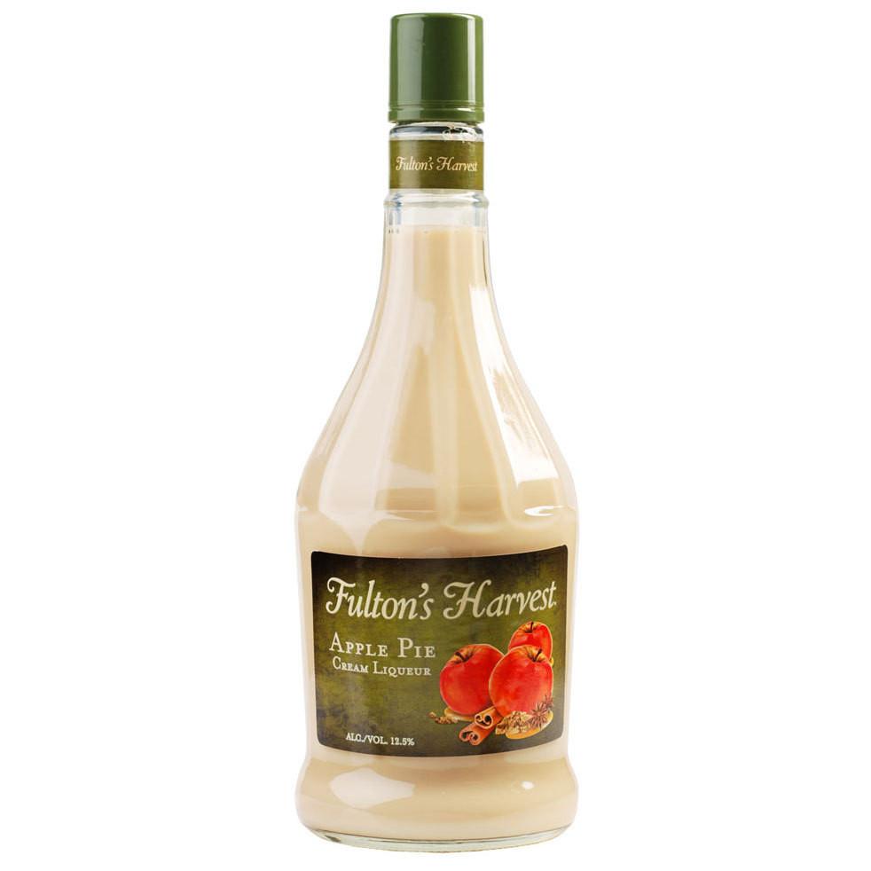 Apple Pie Liquor  Review Fultons Harvest Apple Pie Liqueur Best Tasting