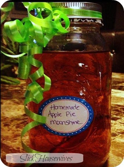 Apple Pie Moonshine Recipe  Apple Pie Moonshine Recipe Slick Housewives