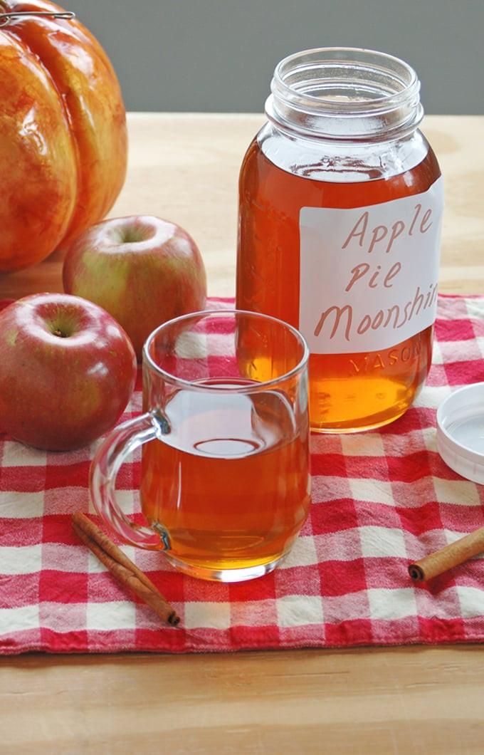 Apple Pie Moonshine Recipe  Apple Pie Moonshine