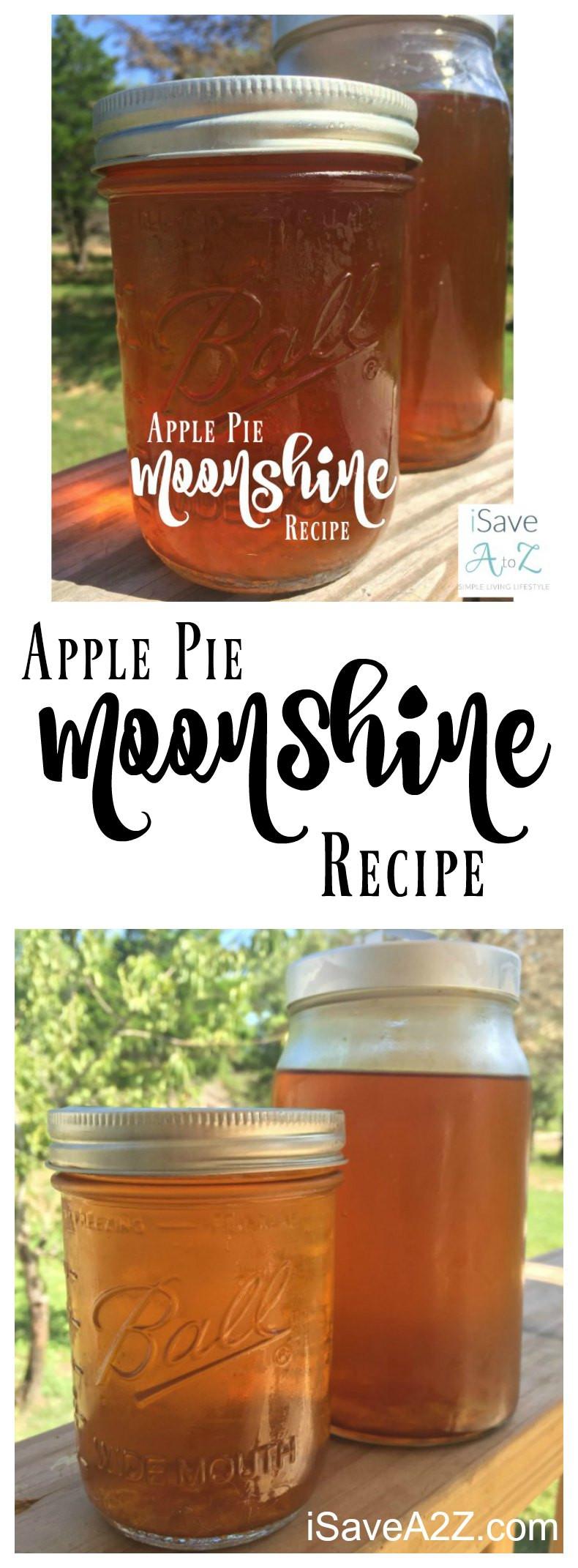 Apple Pie Moonshine Recipe  Apple Pie Moonshine Recipe iSaveA2Z