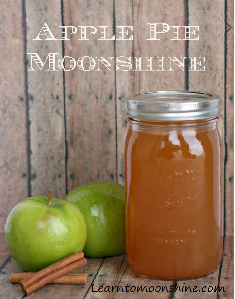 Apple Pie Moonshine Recipe  Homemade Apple Pie Moonshine Recipe – Learn to Moonshine