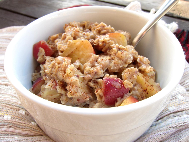 Apple Pie Oatmeal  The Oatmeal Artist Apple Pie Oatmeal