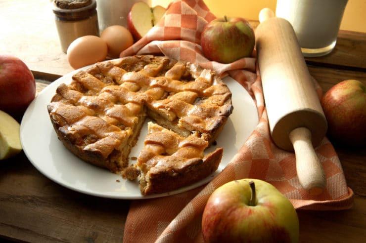 Apple Pie Origin  The History of Pie in America