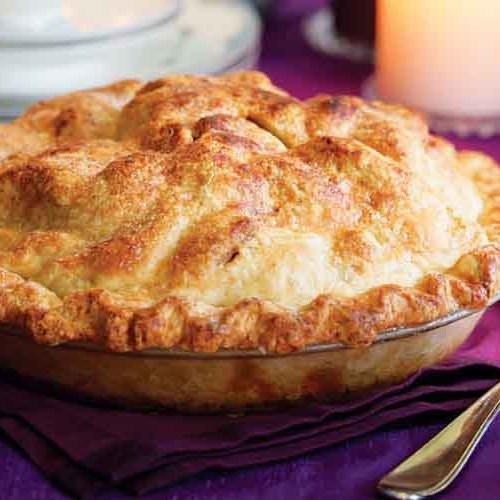 Apple Pie Origin  Classic Apple Pie Recipe Recipe FineCooking