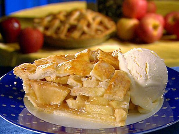 Apple Pie Origin  di marzapane Apple Pie History