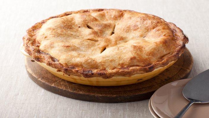 Apple Pie Recipe Food Network  Deep dish apple pie Recipes