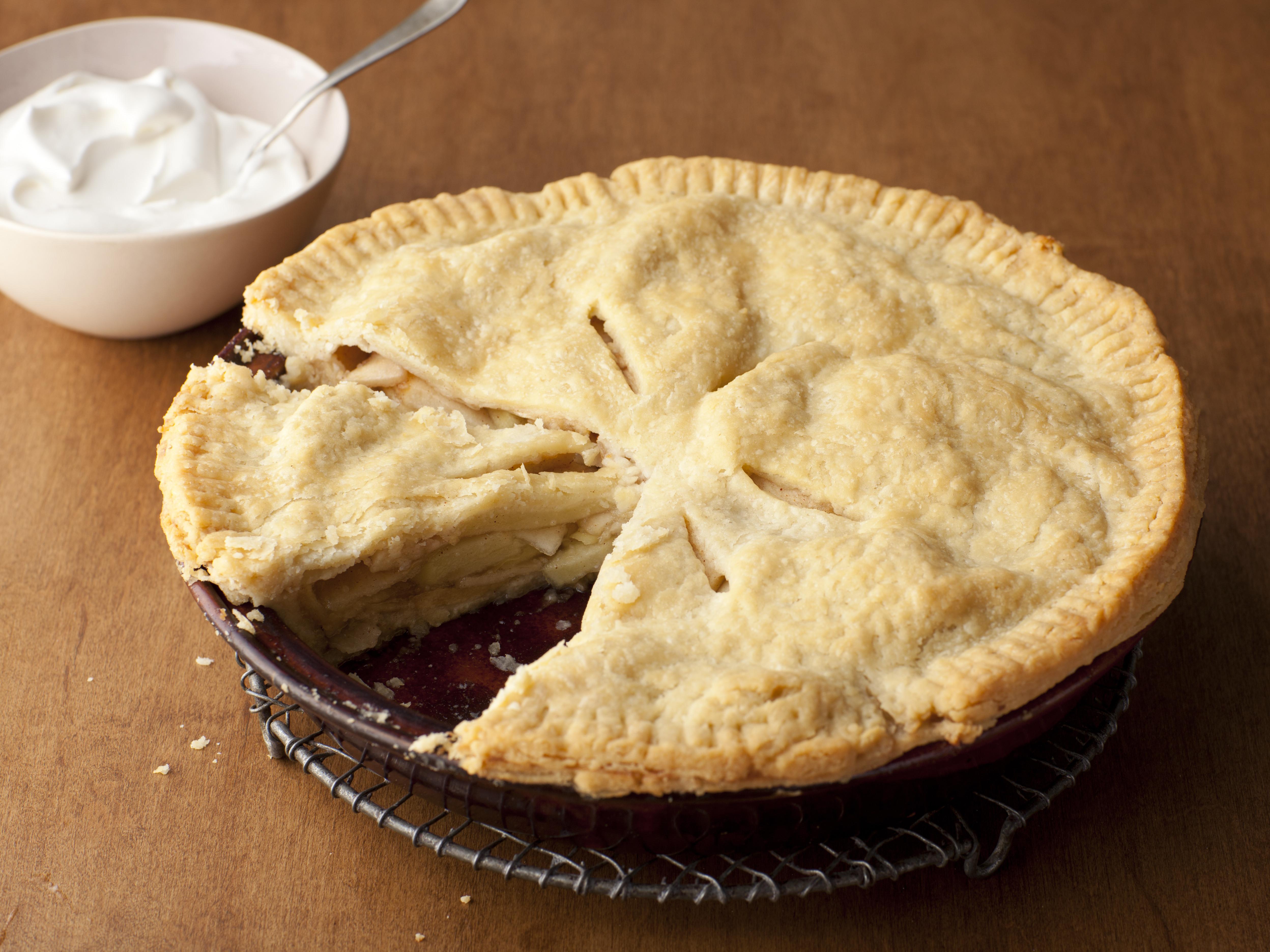 Apple Pie Recipe Food Network  Apple Pie Recipe Bobby Flay Food Network