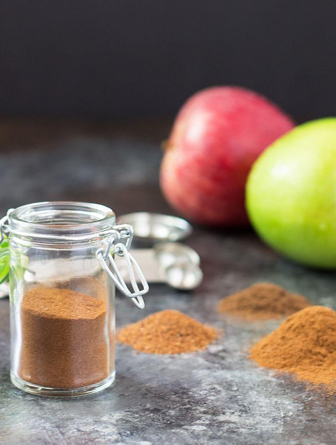 Apple Pie Spice  Homemade Apple Pie Spice