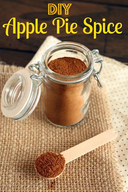Apple Pie Spice  DIY Apple Pie Spice