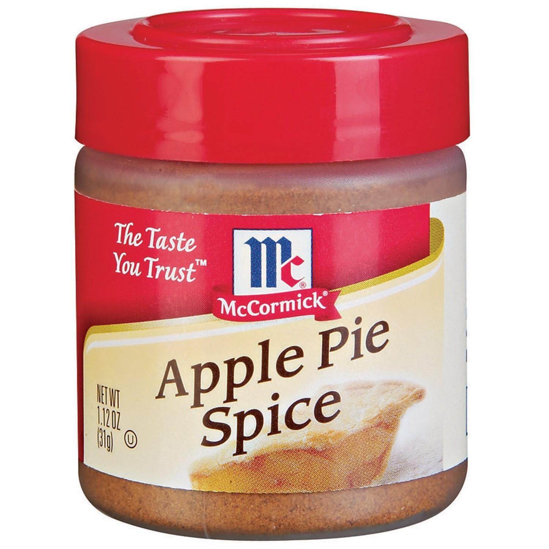 Apple Pie Spice  Jet McCormick Ground Cinnamon 2 37 Oz