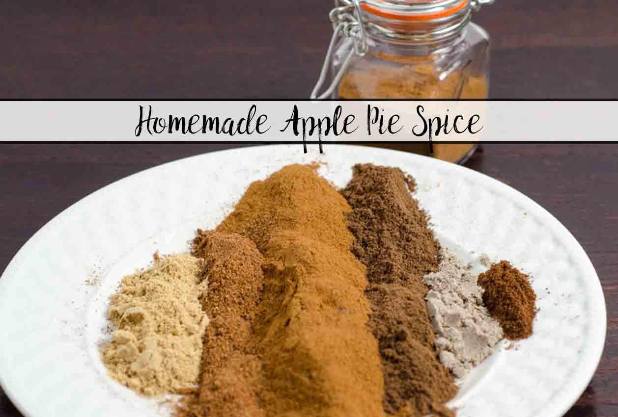 Apple Pie Spice  Stop Buying Start Making Homemade Apple Pie Spice