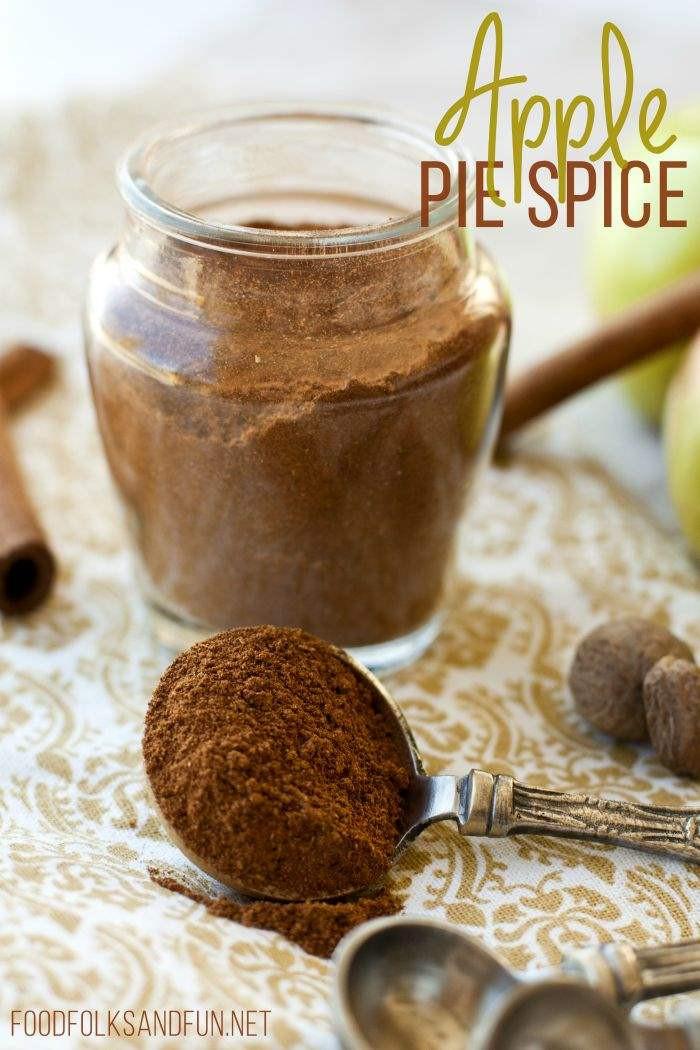 Apple Pie Spice  Apple Pie Spice Recipe 10 Ways to Use it • Food Folks
