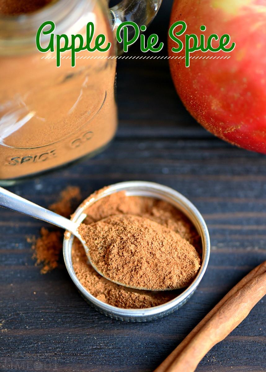 Apple Pie Spice  Homemade Apple Pie Spice Recipe Mom Timeout