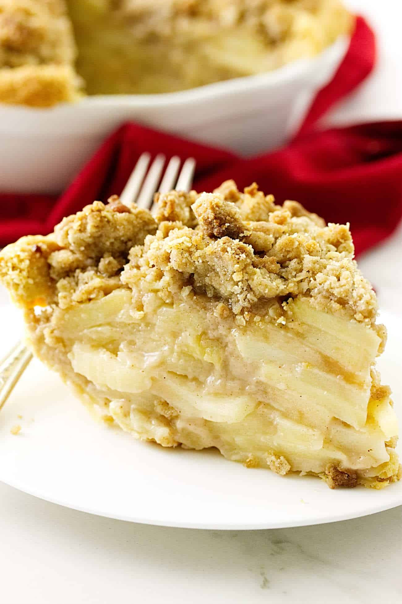 Apple Pie Topping  dutch apple pie topping