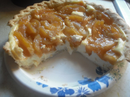 Apple Pie With Cheese  Easy Apple Cream Cheese Pie Recipe From Val s Kitchen