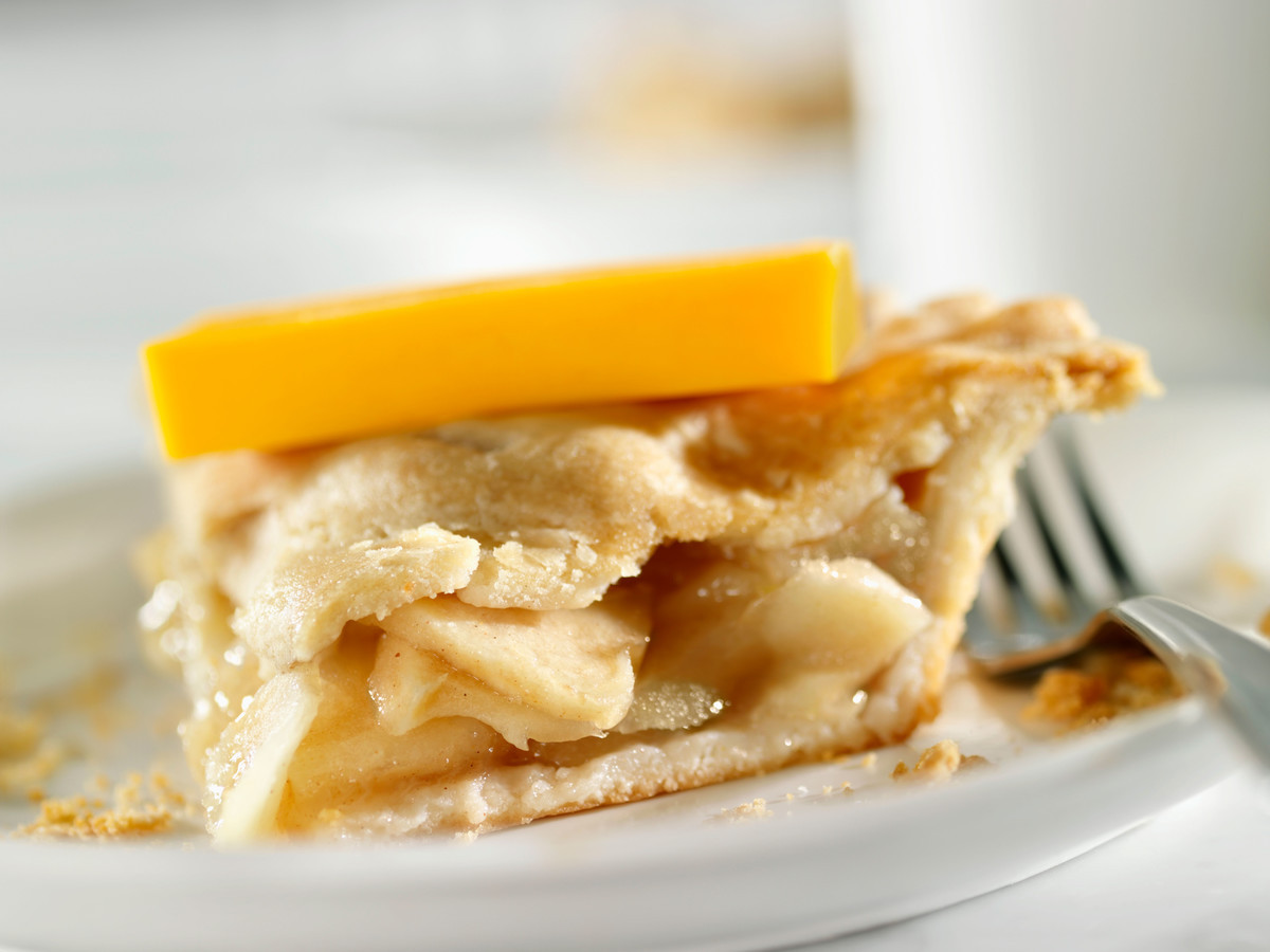 Apple Pie With Cheese  Why Southerners Wouldn't Put a Slice of Cheese on Apple