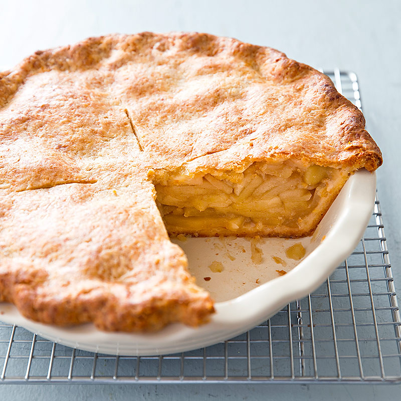 Apple Pie With Cheese  Apple Pie with Cheddar Cheese Crust