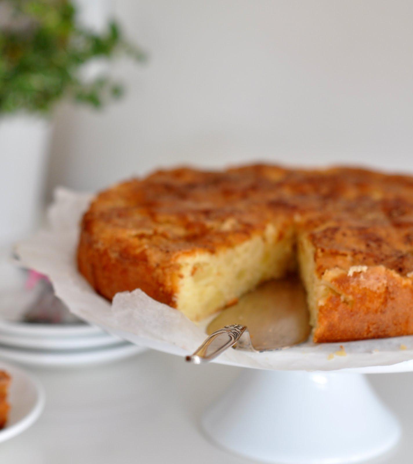 Apple Pie With Cheese  agata s kitchen Cottage cheese apple pie
