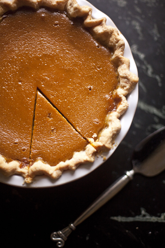 Apple Pumpkin Pie 20 Festive Pies for Holiday Dinners In Good Taste